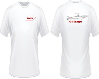 Boston Whaler Outrage T-Shirt