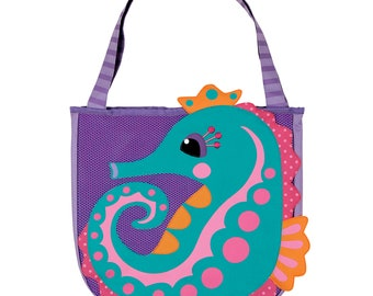 Seahorse - Perfect First Beach Bag
