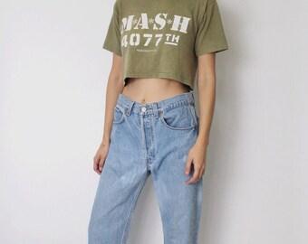 Vintage Levi's 501 Denim Jeans 29.5 | Levis 501 High Waist Denim Jeans | Blue Denim Jeans