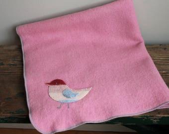 Wool Puddle, Wool changing pad, Wool mattress pad, wool baby blanket, wool blanket