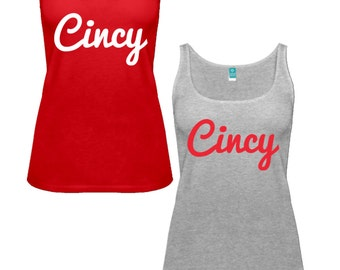 Cincinnati Reds Cincy Tank Top