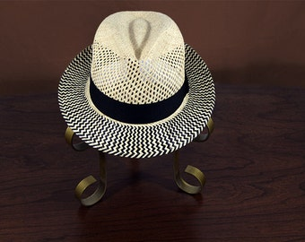 Panama Hat Don Juan - Don Juan Hats are one of a kind panama hats hand-woven from straw.