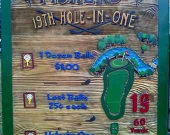 Fishers' 19th Hole-in-One