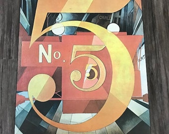 Art, Art Deco, Pop Art, Modern Art, Charles Demuth,