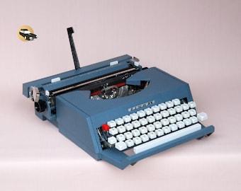hermes typewriter etsy. Black Bedroom Furniture Sets. Home Design Ideas