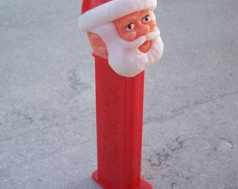 Santa Claus Pez Dispenser  1980  ~  Pez Dispenser