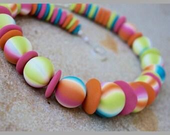 Velvety Necklace