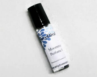 Moonstone Perfume Oil,  Sensuous Perfume Blend.Rollerball  Perfume