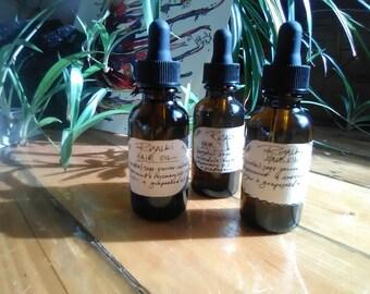 rusalki hair oil/herbal rinse
