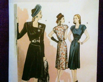 Butterick 5281 Retro pattern