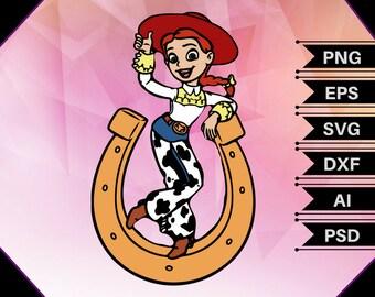 Jessie Toy Story,Toy story svg,Jessie svg,toy story clipart,jessie clipart,toy story birthday,jessie birthday,toy story prints,Jessie print