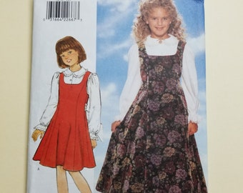 Butterick Pattern Child Size 12-14  #4272