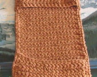 SMCL 010 Hand crochet swiffer mop cover