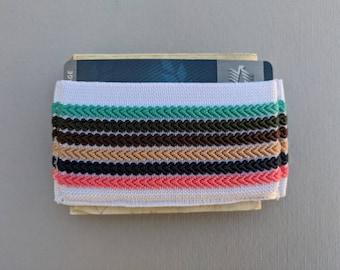 Elastic Minimalist Wallet / Card Sleeve