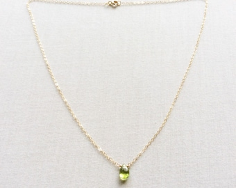 surprised p joy gold necklace ctw by solid htm peridot