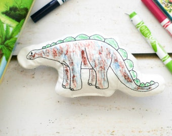 Dinosaur Doll Birthday Party Favor Kids Art Activity
