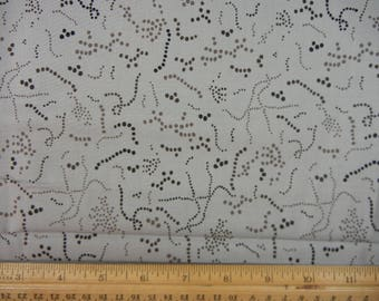 Gray Abstract - 3/4 Yard - Westminster Free Spirit