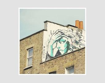 Camden Graffiti - 8x8 Original Signed Photography