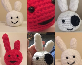 Find Chaffy crochet pattern (Amigurumi)
