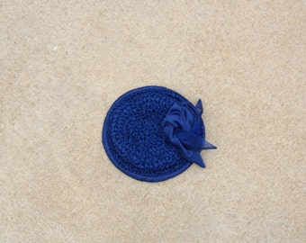 Vintage Woven Hat - Noelle