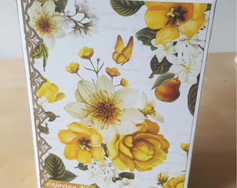 Sunny Day - 5x7 Scrapbook Photo Album