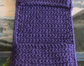 SMCL 006 Hand crochet swiffer mop cover