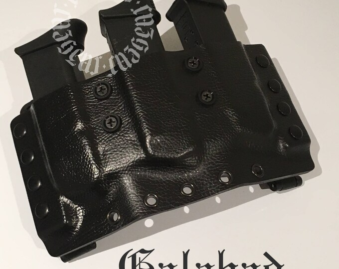 Galahad Triple Mag Pouch in Raptor