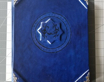 200 page leather journal
