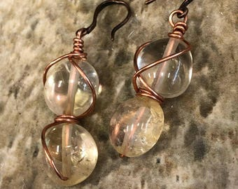Corrine Gemstone Earrings