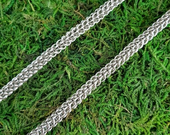 Chainmaille Stainless Steel Chain Full Persian