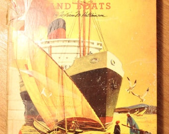 A Child's Book of Ships and Boats, item #52