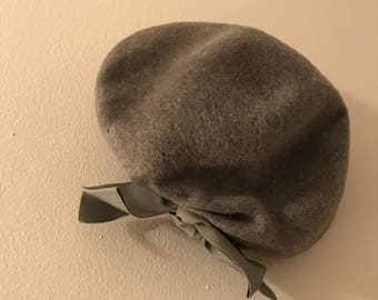 1940's wool All American Beret