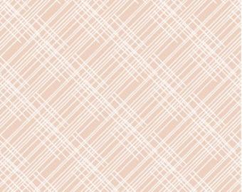 Girls Crib Bedding Crosshatch - Blush Boho Changing Pad Covers / Bohemian Nursery Baby Bedding /Mini Crib Sheets Pink / Girls Cot Sheets