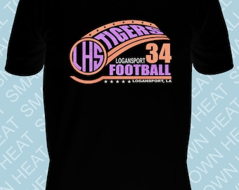 Customized Football Shirt