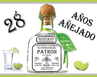 Patron Invitations and RSVP's
