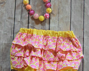 Ruffle Bottom Bloomers
