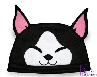 Final Fantasy VII - Cait Sith Hat / Fleece Hat / Winter Hat / Final Fantasy Hat / Video Game Characters