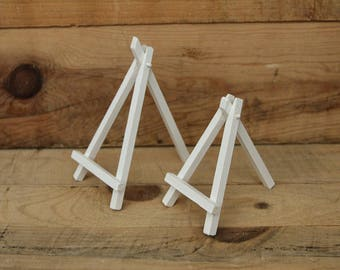 Wooden wedding easels Ready to ship!