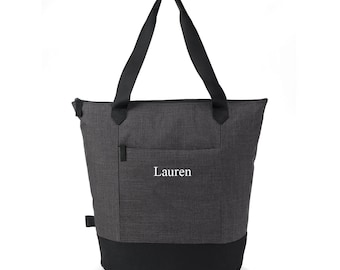 Personalized Heritage Supply Tanner Tote -  Personalized Totes -  Embroidered Tote -  RO153