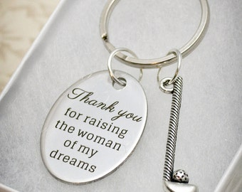 WD1, Father of the Bride Keychain, Choose Your Charm, Father of the Bride From Groom, Gift for Bride's Dad, Gift for Bride's Father, Daddy