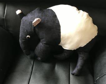 Tapir Cushion