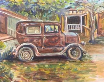 Old Bessie