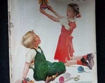 Dec 1948 Woman's Home Companion Magazine