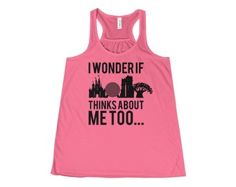 I Wonder If Disney Thinks About Me Too Tank
