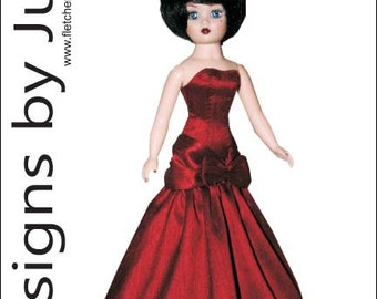 Pdf dance with me dress pattern for 10 coquette cissy - Madame coquette ...