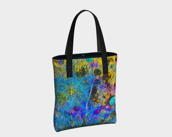 Urban Tote 02549:  Fine Art Photography, Trees, Nature