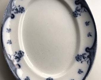 Vintage Newport Pottery Co Ltd Platter