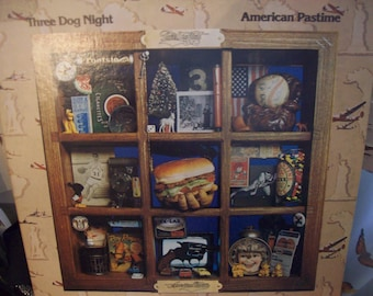 Three Dog Night  American Pastime  1976 Album  Soft Rock