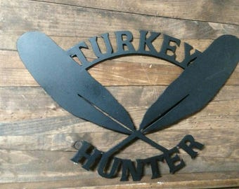 Turkey Hunter, Do you know someone who loves turkey hunting, the perfect gift for them!!