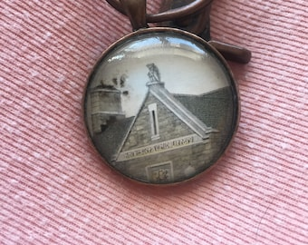 Atop the Apex Key Chain